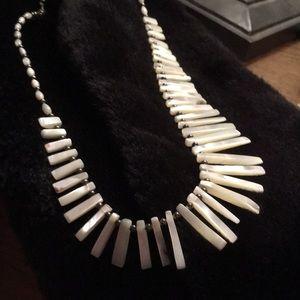 Jewelry - Vintage/Antique MOP Necklace